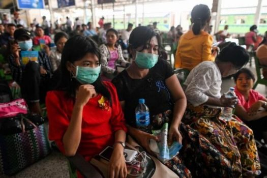 Myanmar Reports First 2 Covid-19 Cases, They Travelled ...