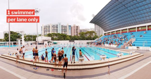 Public Swimming Pools May Not Allow Swimmers To Change Or Shower When Reopening During Phase 2
