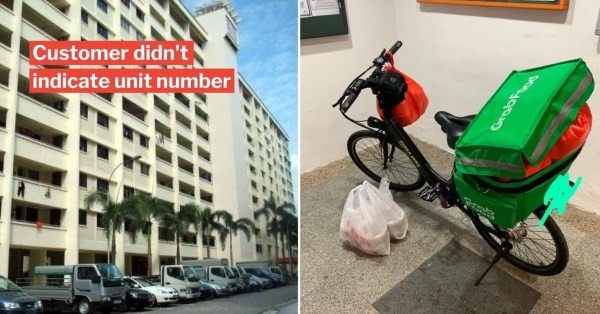 GrabFood Customer Allegedly Orders 27 Packets Of Chicken Rice & Ghosts Rider At 1AM