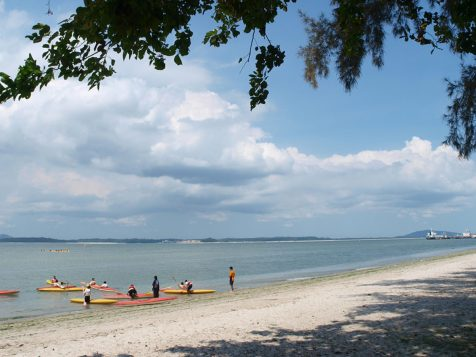 Teenager's Body Found In Changi Beach Waters, Police Investigating Death