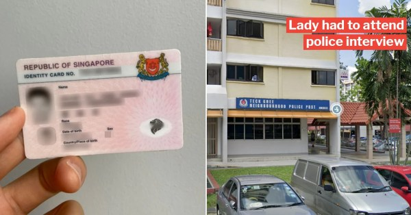 Woman's NRIC Number Allegedly Used To Buy Phones, Public Advised To Be Vigilant When Giving Details