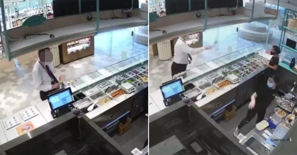 Man Removes Pride Flag From Eatery Counter & Throws It At Staff, Stall Owner Says She'll Continue Supporting LGBTQ