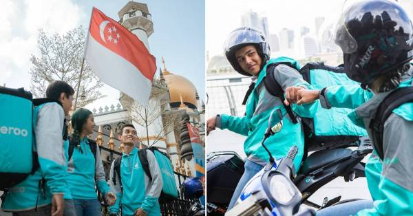 S'pore Deliveroo Riders May Get Bonuses Of Up To $18.5K Each Once London Start-Up Goes Public
