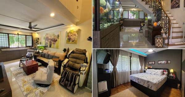 HDB Exec Maisonette In Ang Mo Kio Selling For $999,999, Just 8-Min Walk From Mayflower MRT