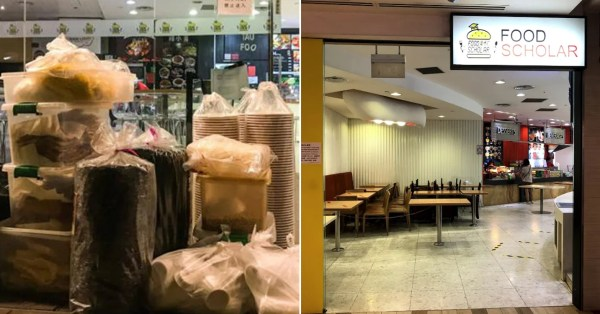 Seletar Food Court Suddenly Closes, Hawkers Left With Tons Of Prawns, Chickens & Rice