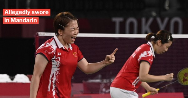 Korea Lodges Complaint Over China Badminton Player's Swearing During Doubles' Match
