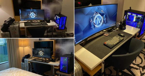 Man Brings $10K Gaming PC To SHN Hotel For 14-Day Uninterrupted Use