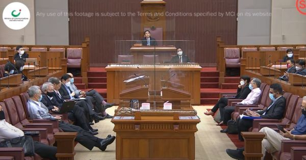 Vivian Balakrishnan Apologises For Private Comments Made In 14 Sep Parliamentary Session