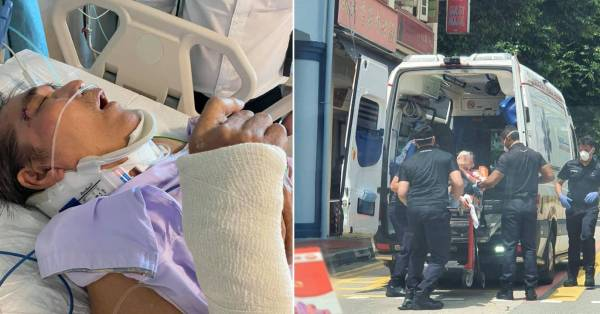 Man Passes Away After Suffering Serious Injuries On SBS Bus, S'poreans Offer Their Condolences