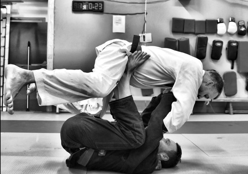 Välkommen att börja träna Brasiliansk Ju-Jutsu hos oss
