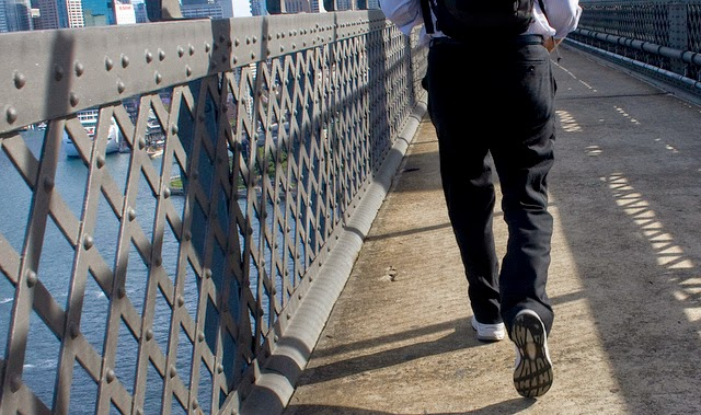 Essential for Healthy Mental State: Walking