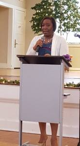 """Speaking at the """"Her Story"""" Empowerment Summit October 8, 2016"""