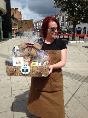 Barkers gift basket