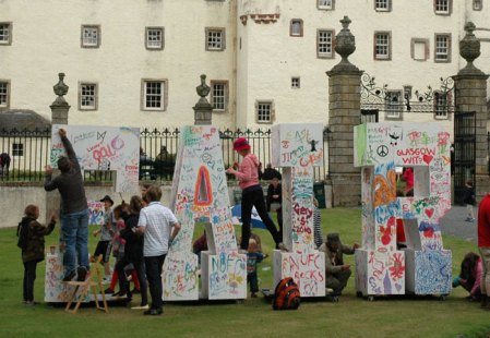 Traquair Fair 2010