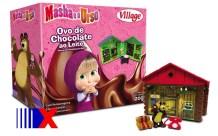 Ovo Village aposta no sucesso da série Marsha e o Urso.