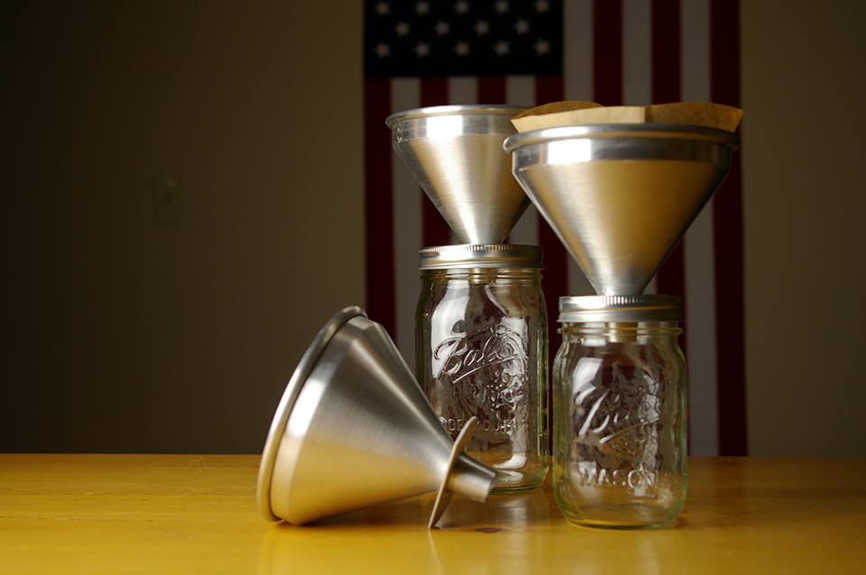 Pour Mason Coffee Dripper | Pour Over Coffee drippers | the best way to make coffee