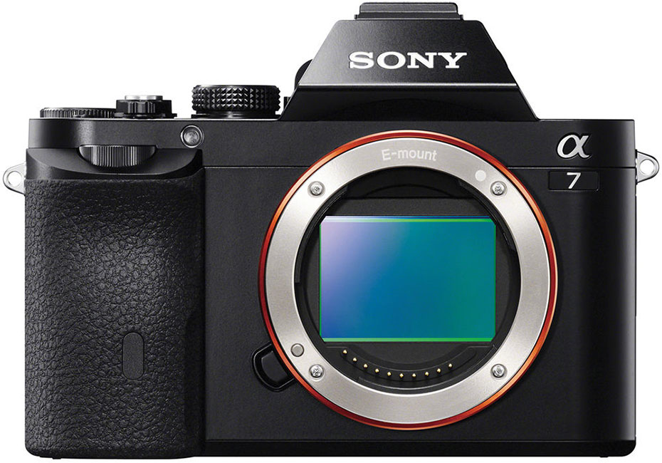 SONY A7 SERIES FULL-FRAME MIRRORLESS CAMERA