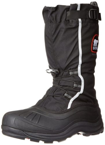best mens winter boots | sorel extreme pac snow boot