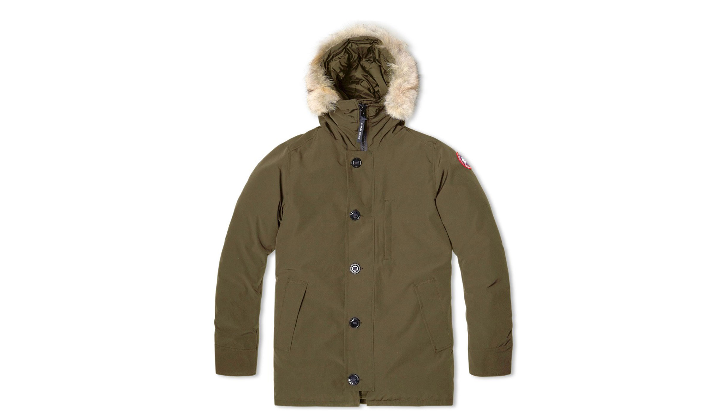 best mens winter coats | Canada Goose Chateau Jacket