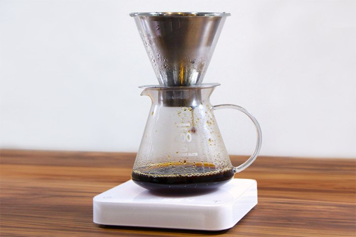 Pour Over Coffee Acaia Coffee Scale | coffee scales | the best way to make coffee