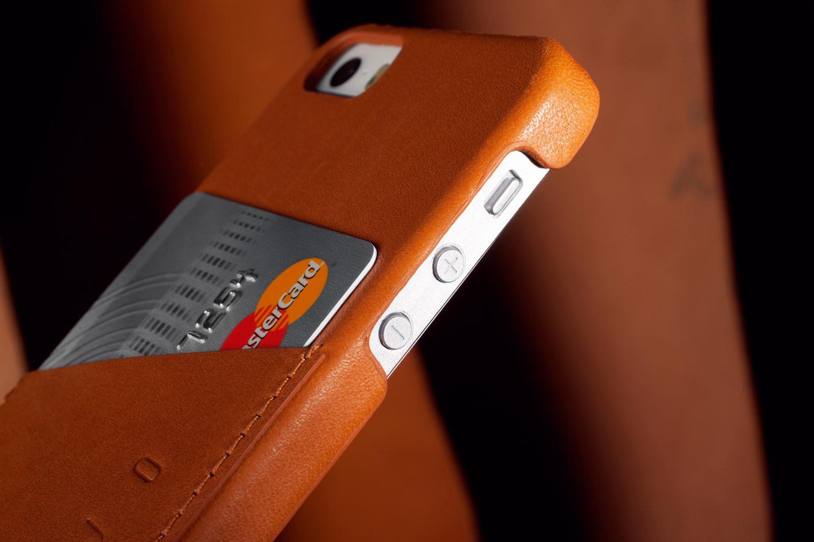 Best Mens Wallets | iPhone-Wallet-Case-tan-hero-002