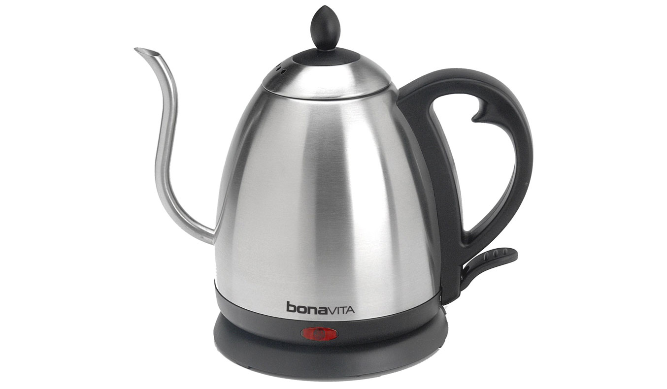 Bonavita Electric Kettle | Pour Over Coffee kettle | the best way to make coffee