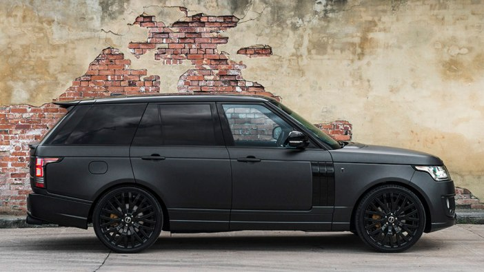 Land Rover Range Rover 3 0 Tdv6 Vogue 600 Le Luxury