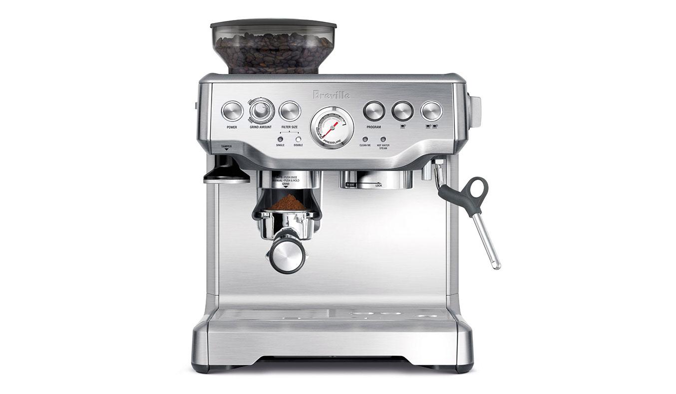 Breville BES870XL Barista Express | Best Espresso Machines