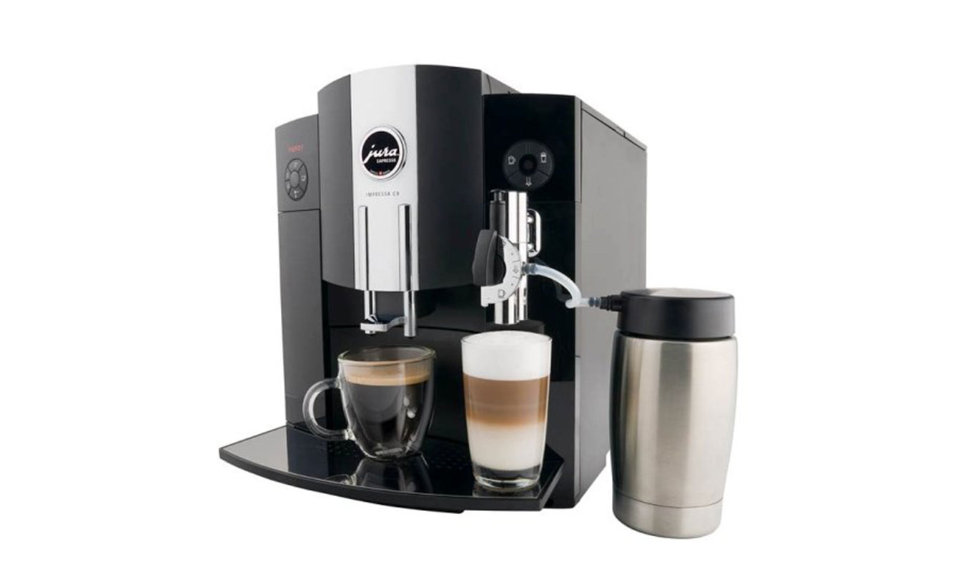 Jura 13422 Impressa C9 One Touch Espresso Machine | Best Espresso Machines