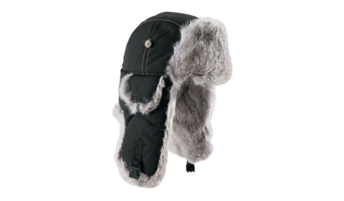 MAD BOMBER NYLON FUR HAT | Extreme Cold Weather Gear