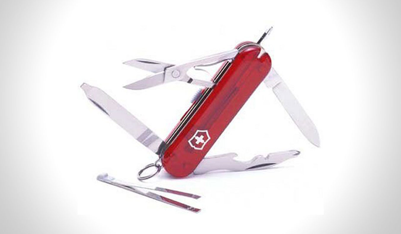 VICTORINOX-MANAGER-SWISS-ARMY-KNIFE Multi-Tool | Best EDC Multi-Tools