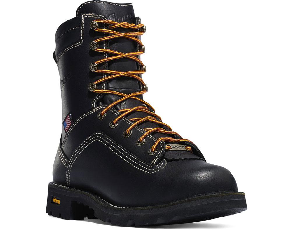 "DANNER MEN'S QUARRY GTX 8"" AT MENS WORK BOOT | Best Work Boots For Men"