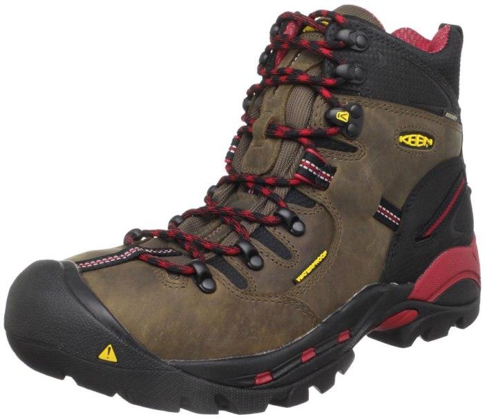 Keen Utility Men's Pittsburgh Steel Toe Mens Work Boots   Best Mens Work Boots