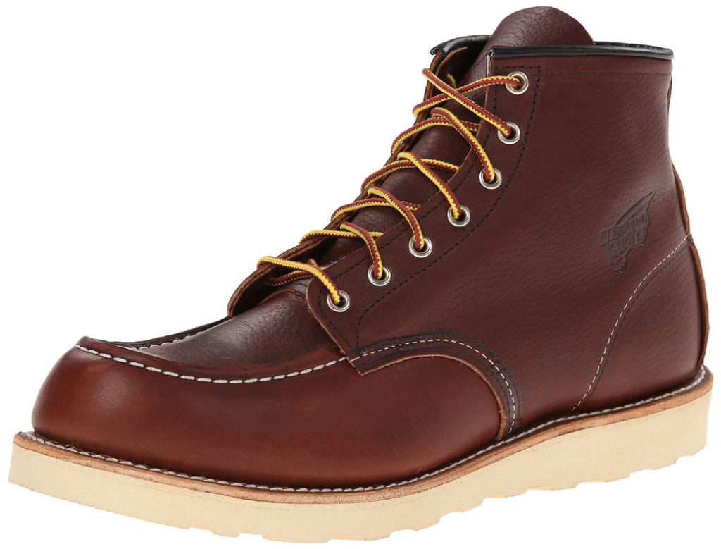 Red Wing Heritage Classic 6-inch Mens Boots