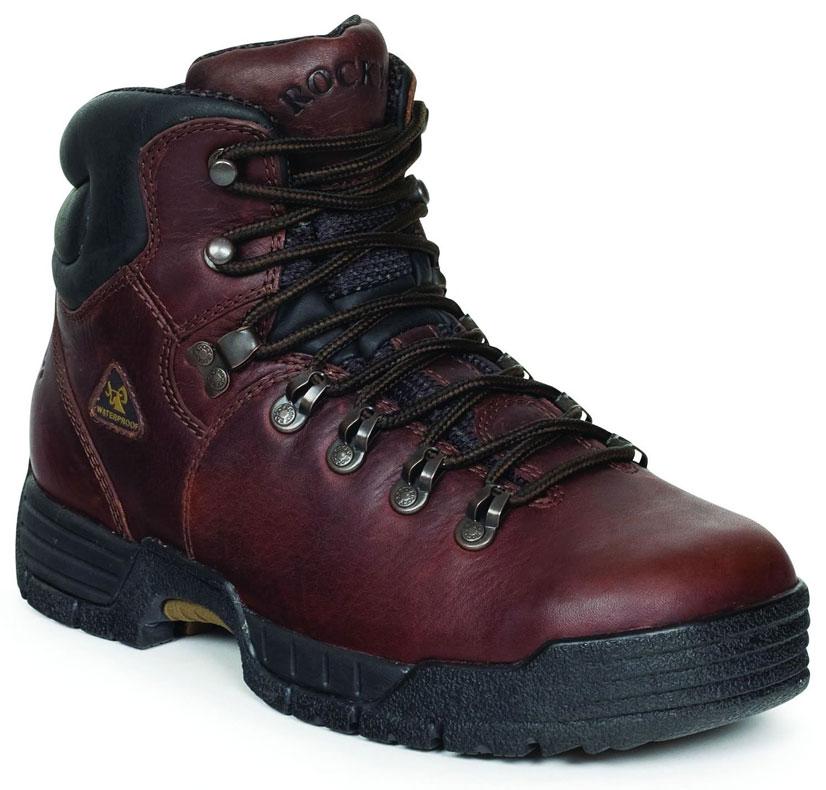 Rocky Mobilite Steel Toe Waterproof Mens Work Boots | Best Mens Work Boots