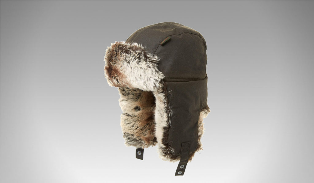 Barbour Hardwick Fur Trapper | Best Men's Winter Hats