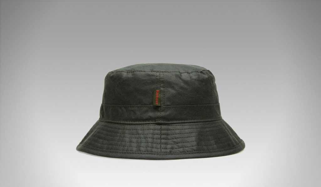 Barbour Wax Sports Bucket Hat | Best Men's Winter Hats