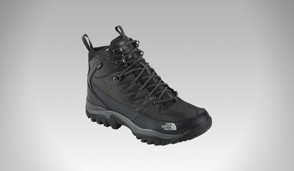 The North Face best men's hiking boots