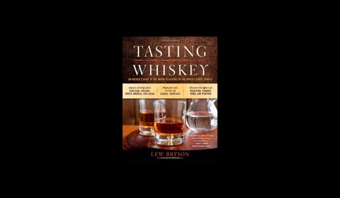 Tasting Whiskey Book | gifts for whiskey lovers