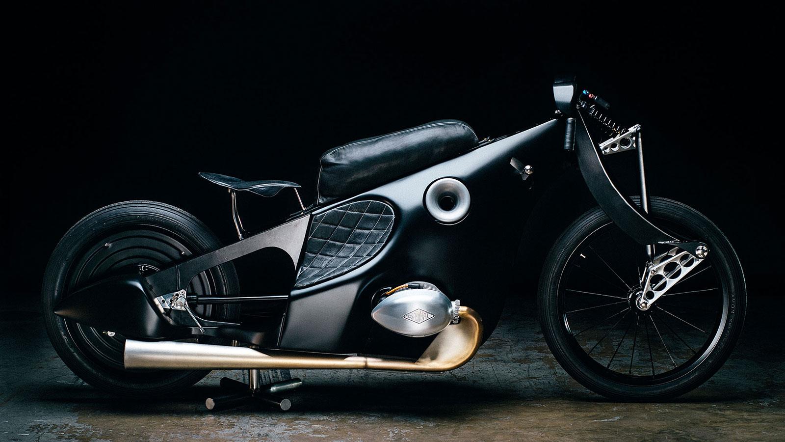 BMW Landspeeder by Revival Cycles