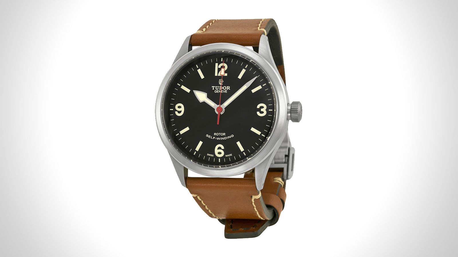 Tudor Heritage Ranger Mens Field Watch | the best mens field watch