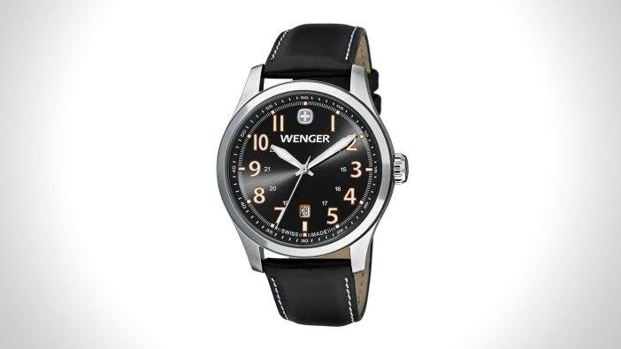 Wenger Terragraph Mens Field Watch | the best mens field watch