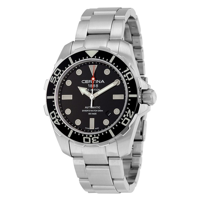 Certina DS Action |Affordable Dive Watches