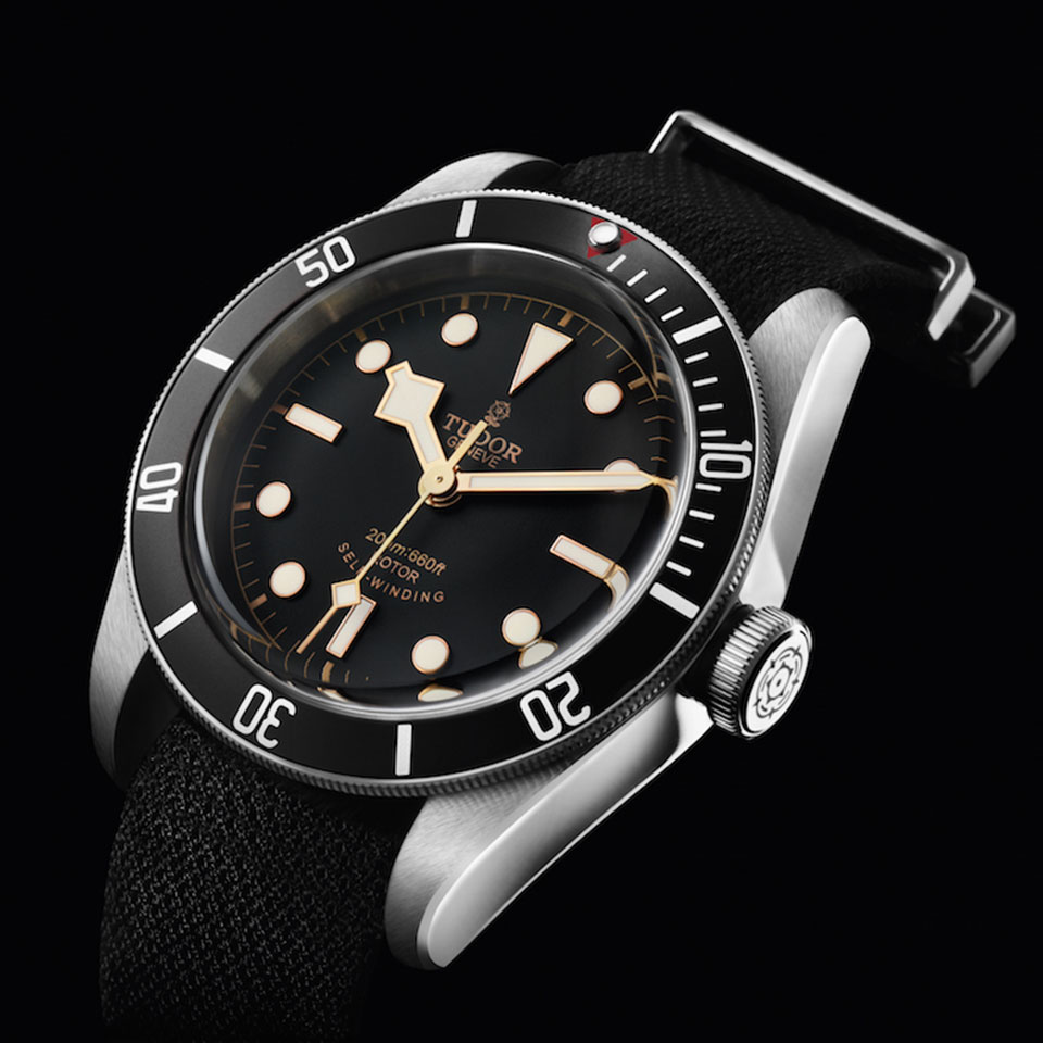 Tudor Heritage Black Bay |Affordable Dive Watches