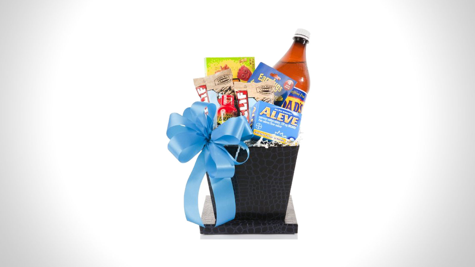 New Dad's Survival Kit Gourmet Gift Basket | gifts for men | gifts for the new dad