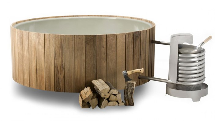 Dutchtub Wood Hot Tub | Gifts For Men | Gifts For Outdoorsmen