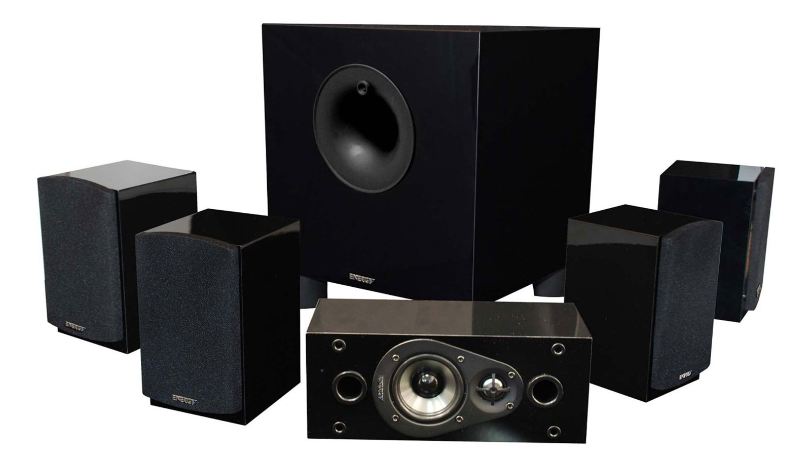 Energy 5.1 Take Classic Home Theater System  | GIFTS FOR MEN: THE | BEST GIFTS FOR TECHIES