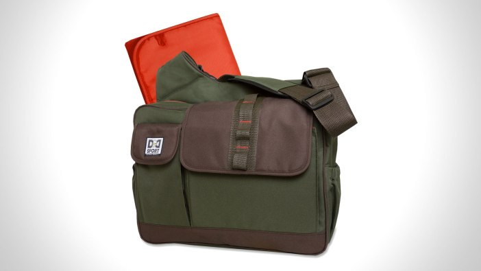 His Dudeness Diaper Bag | gifts for men | gifts for the new dad