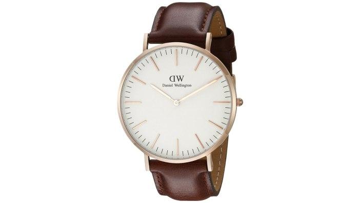 Daniel Wellington Men's St. Mawes Watch | best men's watches under $100
