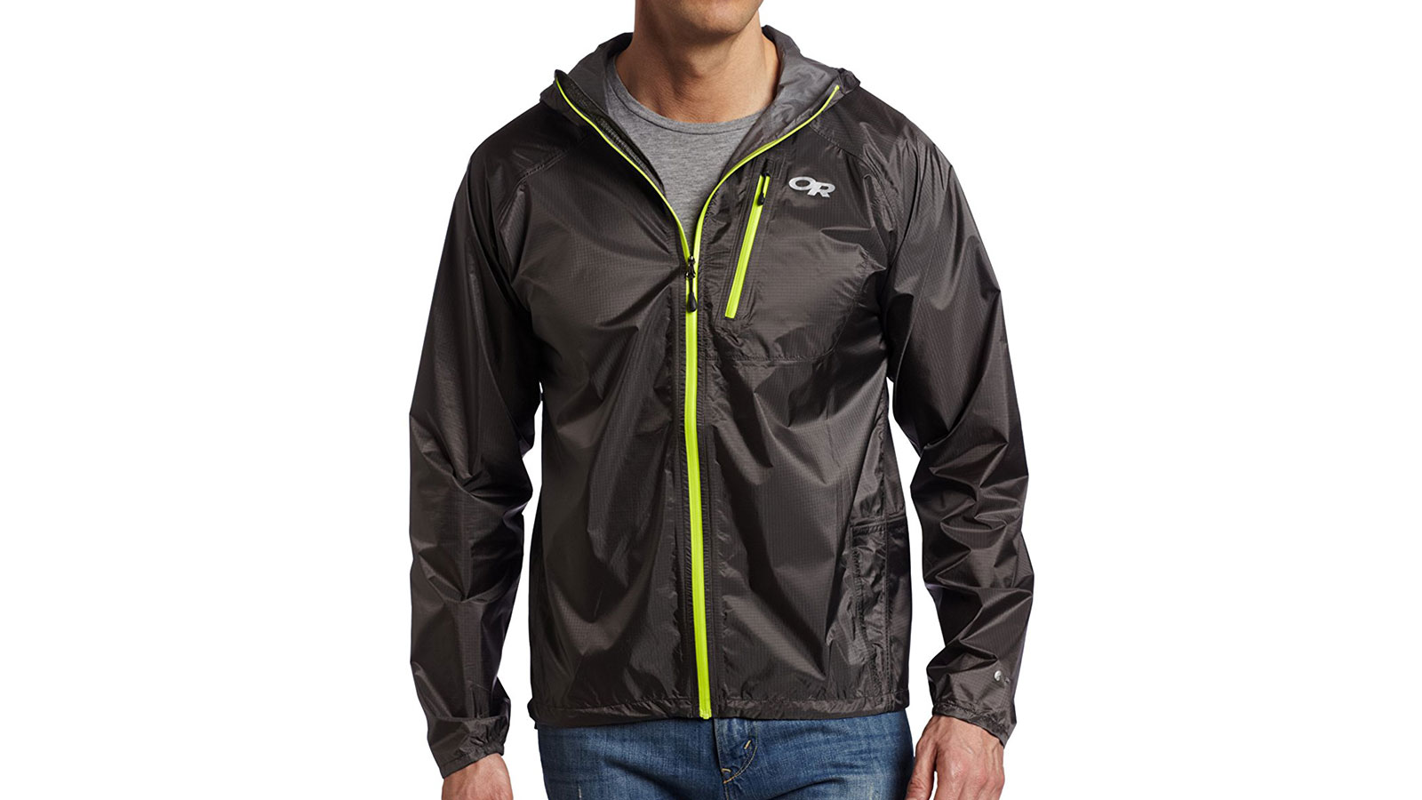 Outdoor Research Helium II Men's Windbreaker Jacket | the best men's windbreakr jackets